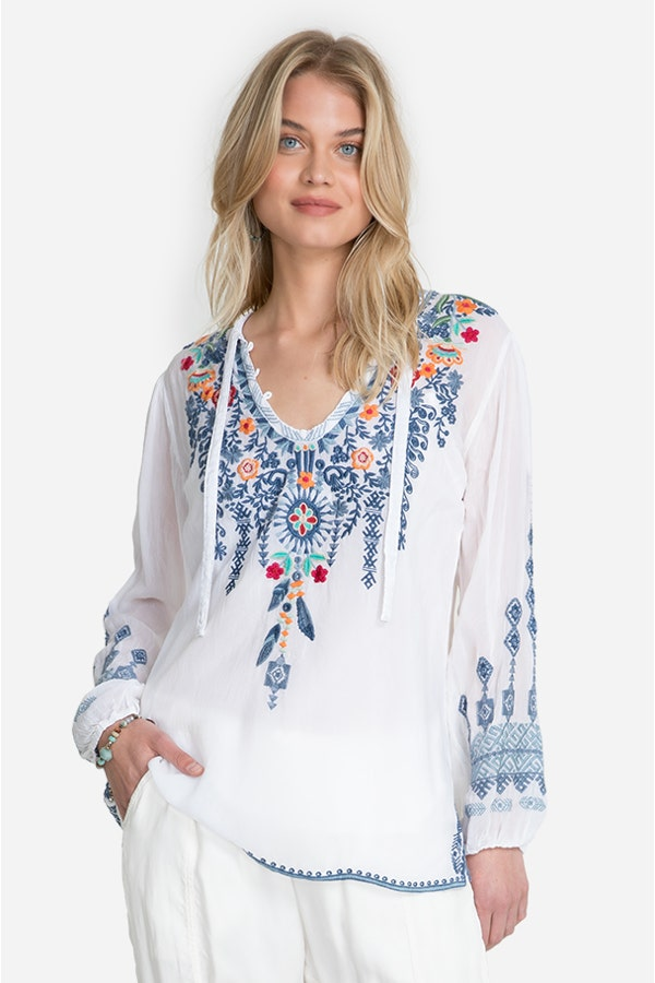 CHELSEE BLOUSE