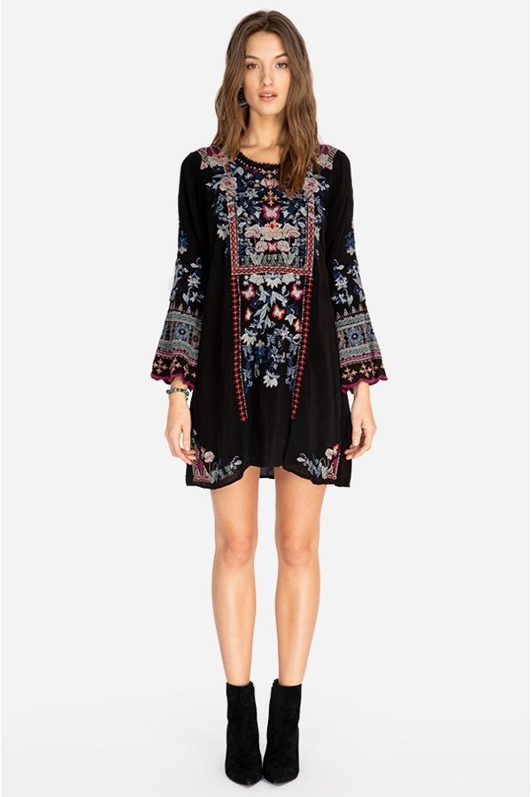 GERONA TUNIC DRESS