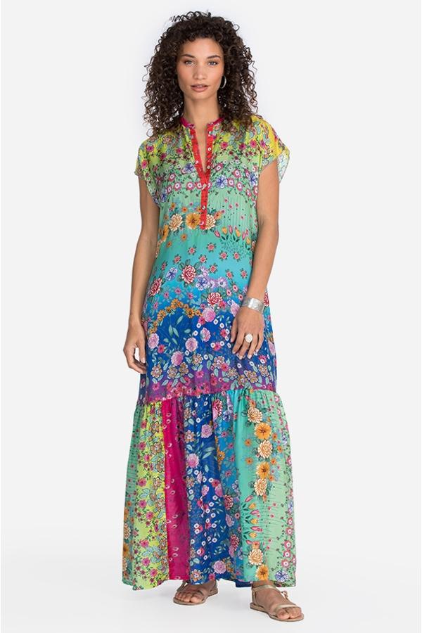 RAINBOW IMOGEN DRESS