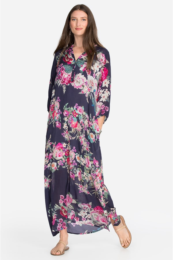 FLORAL ABAGAIL DRESS