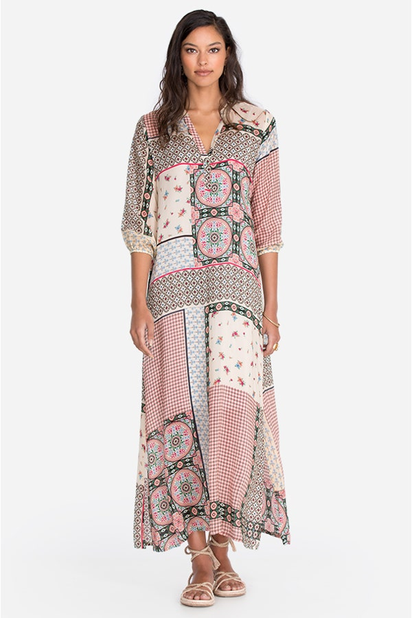 KIMO ABAGAIL DRESS