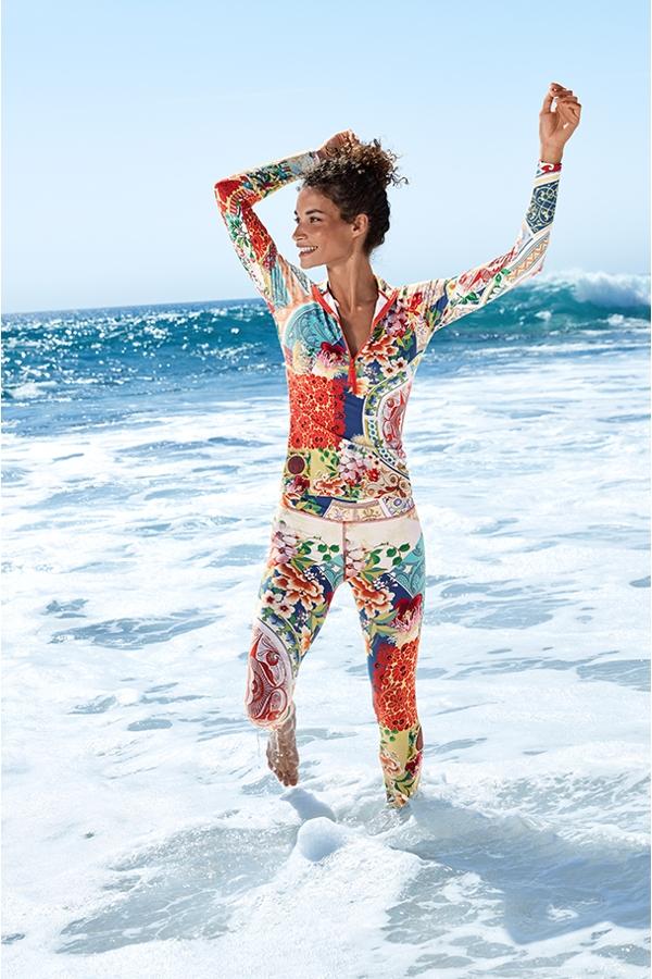 BOHO SURF SHIRT