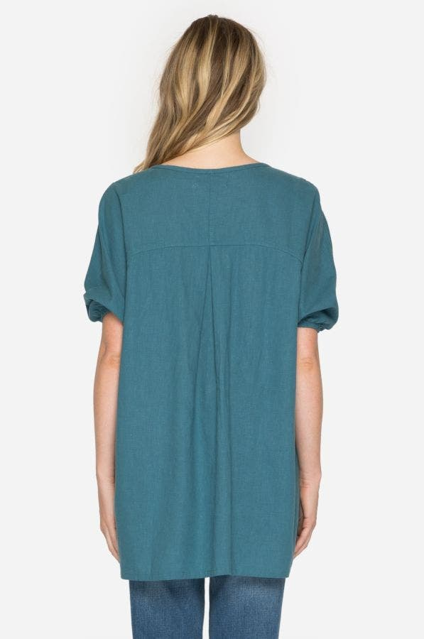 Calme Stitch Detail Tunic