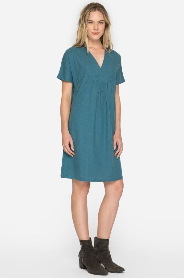 Calme Pocket Detail Dress