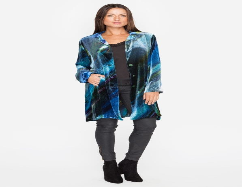 Daguerrie Velvet Jacket