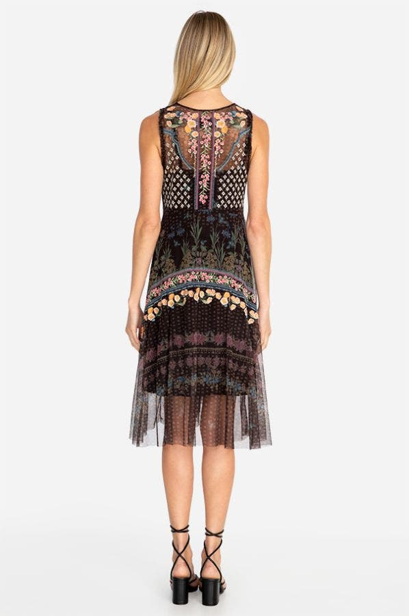 VATUSIA MESH DRESS