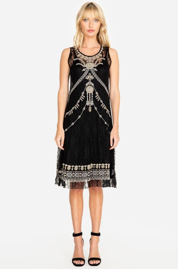 CASSIA LACE DRESS