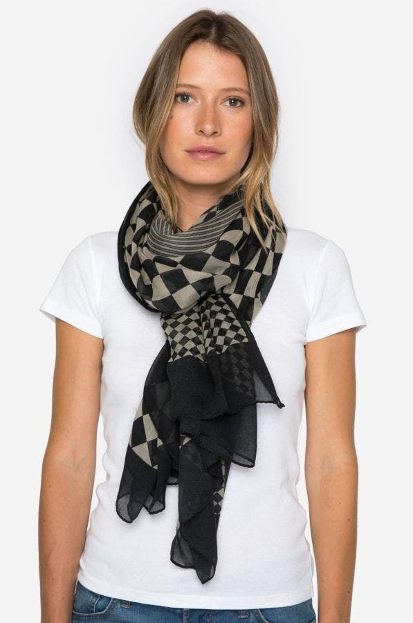 Rectangle Scarf