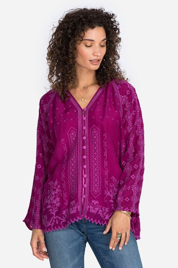 LAUREL AMARI BLOUSE
