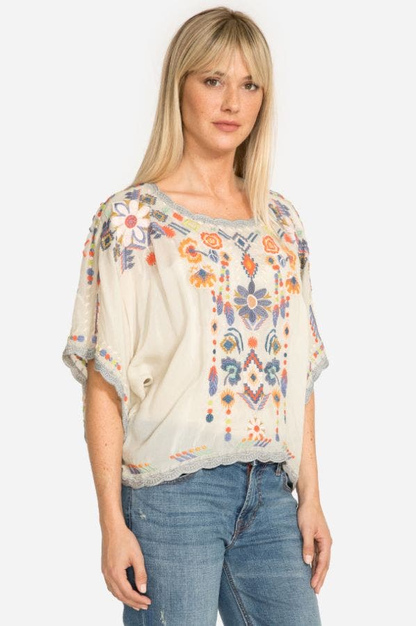 CASPIAN CROPPED TOP