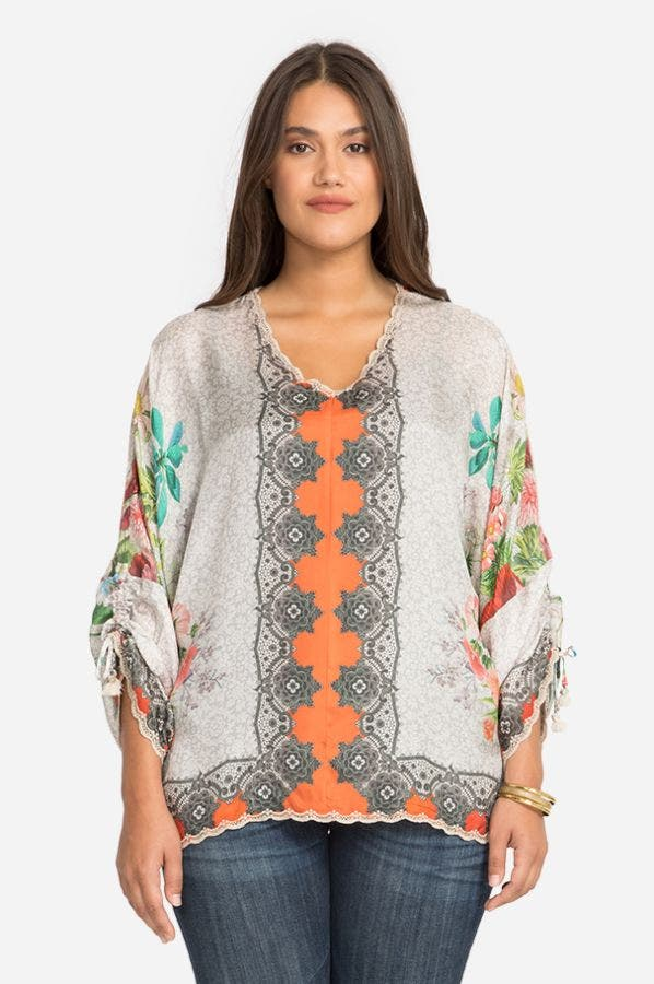OCTOBER TOP-PLUS SIZE