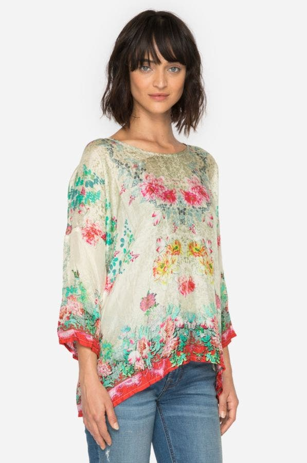 Whisper Boxy Top