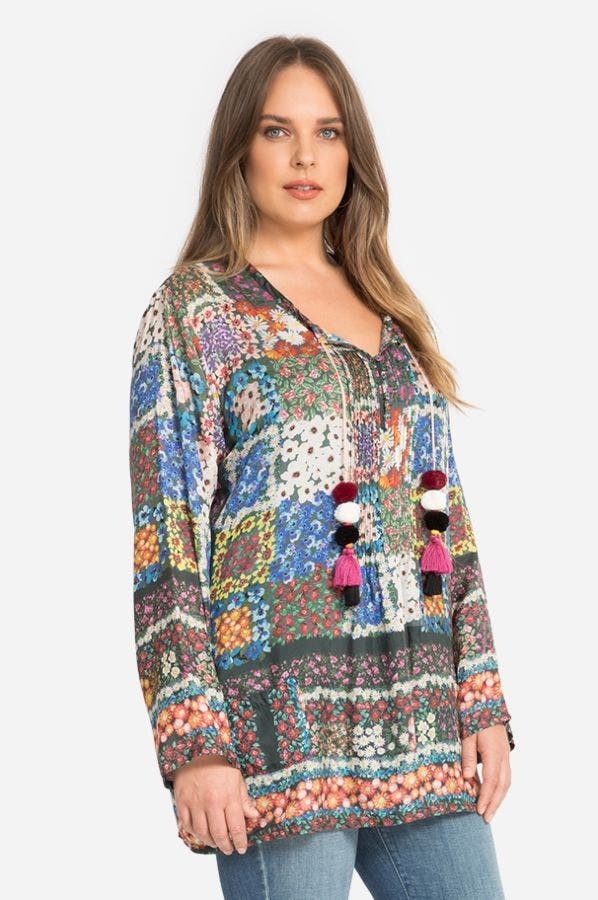 DAISY TOP-PLUS SIZE