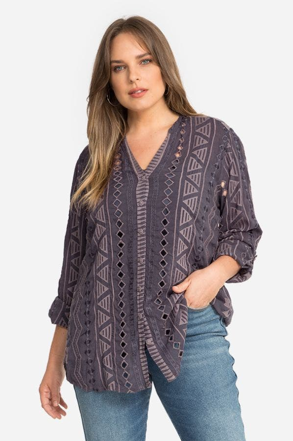 JAXON TOP-PLUS SIZE