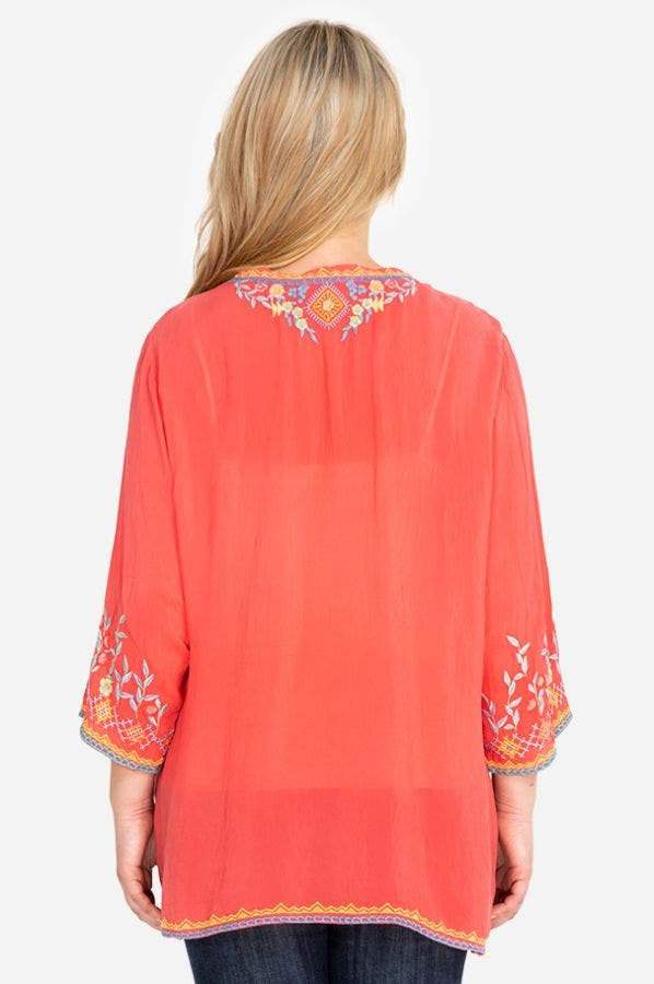 RYLEIGH BLOUSE-PLUS SIZE