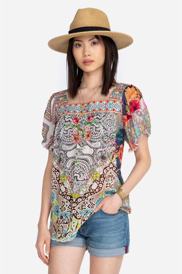 PANSY BLOUSE