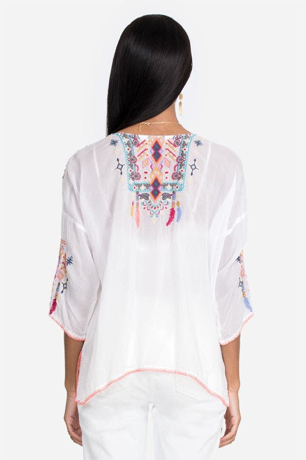 RANGOON BLOUSE