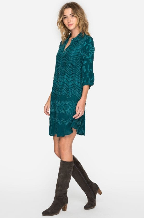 Ziggy Button Down Tunic