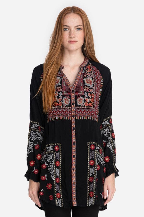 TAPESTRY TUNIC