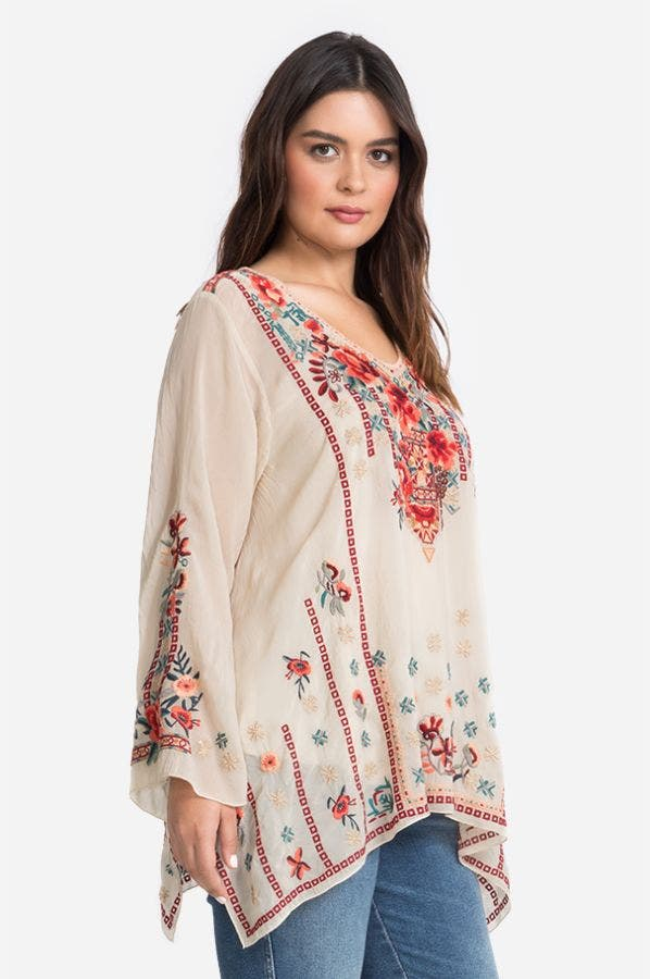 DULCI TUNIC-PLUS SIZE