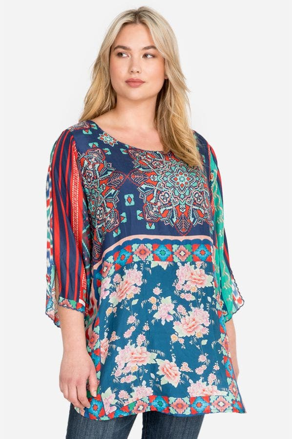 SAN JOSE TUNIC-PLUS SIZE