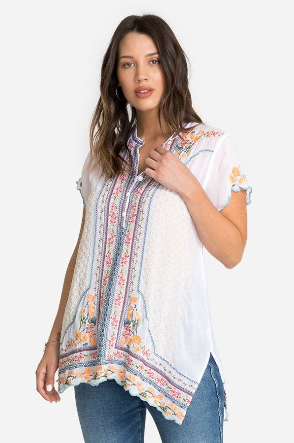 MOJI TUNIC-PLUS SIZE