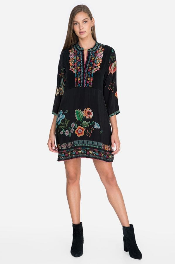 MABEL TUNIC DRESS