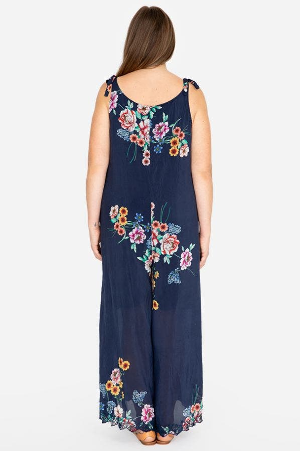 ZAIKO JUMPSUIT-PLUS SIZE