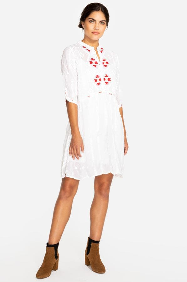 POCCA TUNIC DRESS