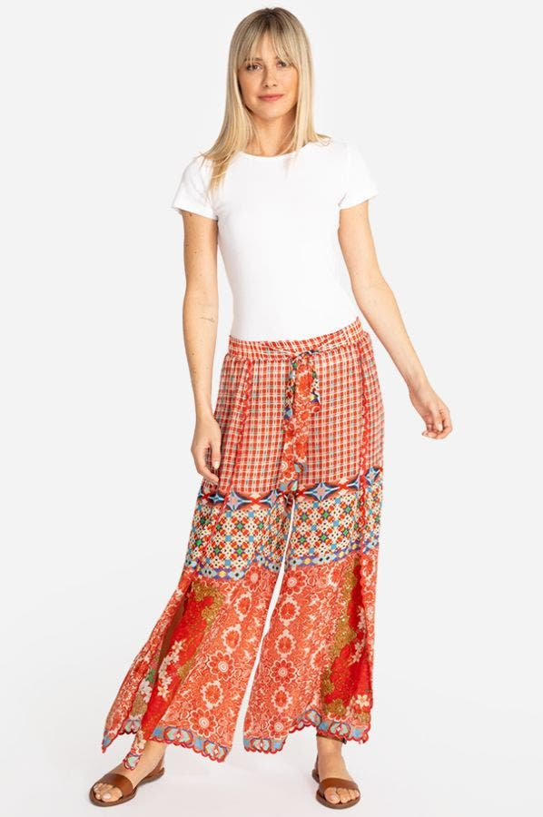 TURA WRAPPED PANT