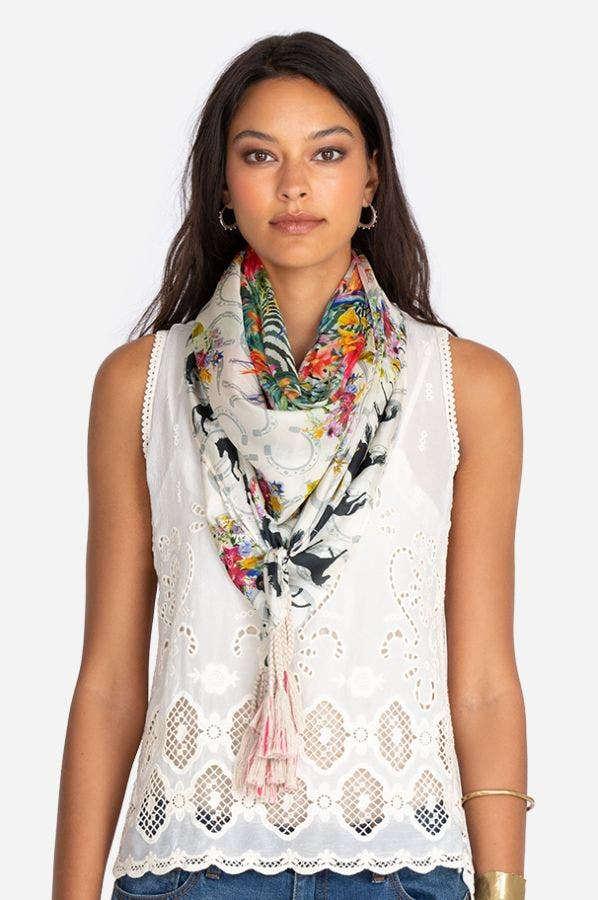 SEABISCUIT SCARF