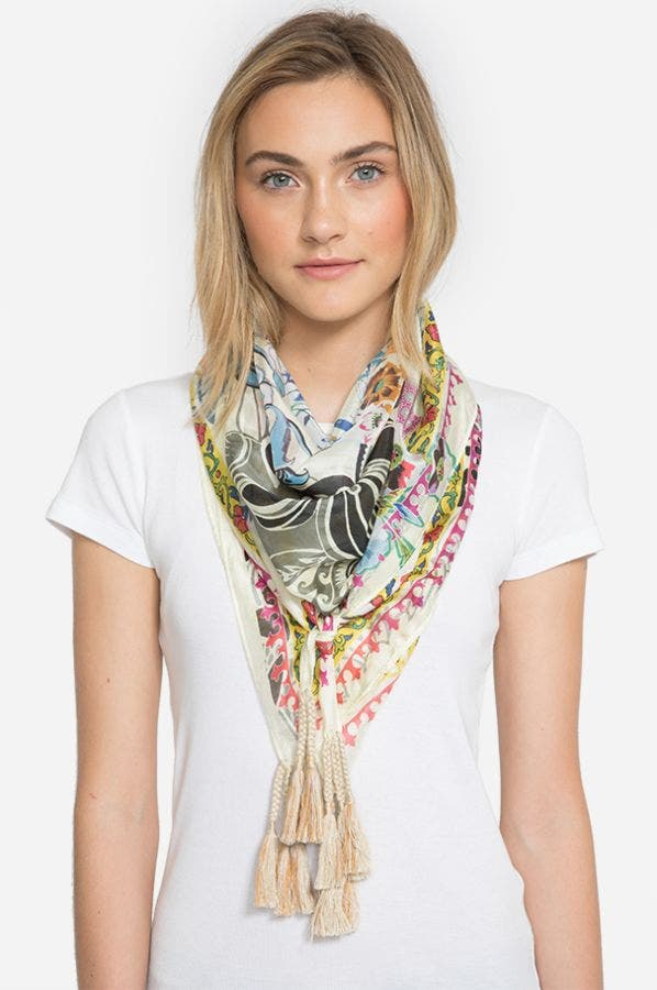 DAMOUR SCARF