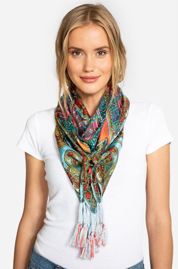 AFTERGLOW SCARF