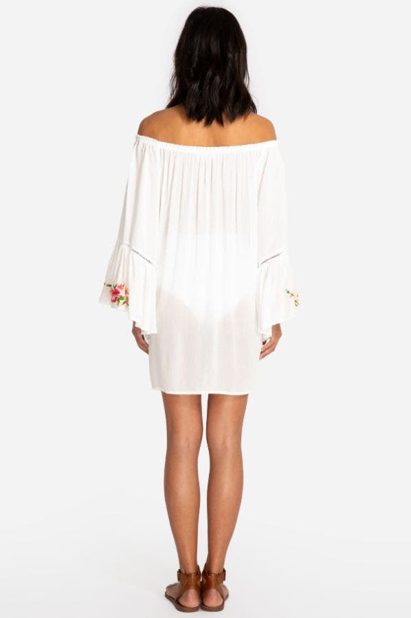 CASEY BELL SLEEVE TUNIC