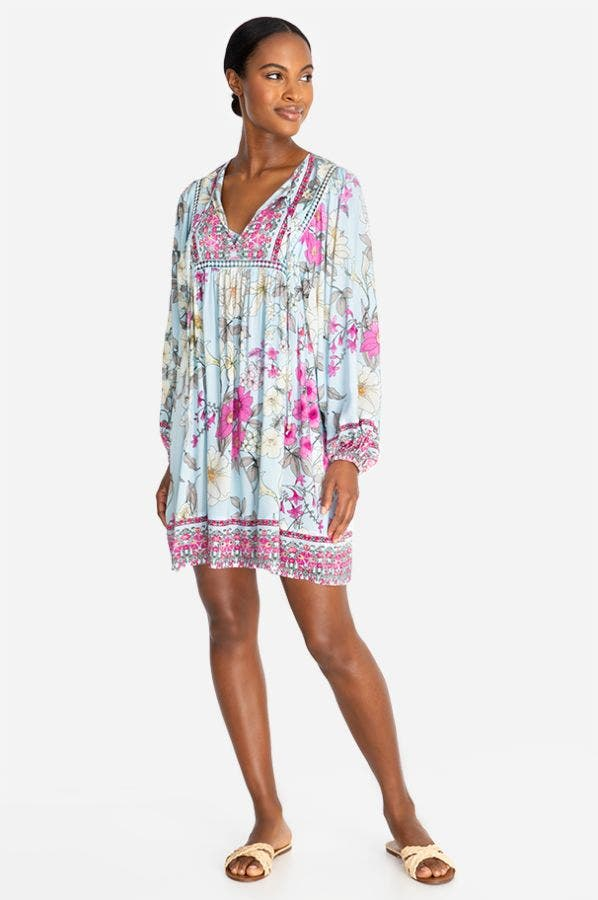 BELLADONNA LONG SLEEVE COVER-UP