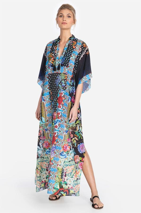 DREAMER LONG KAFTAN-PLUS SIZE