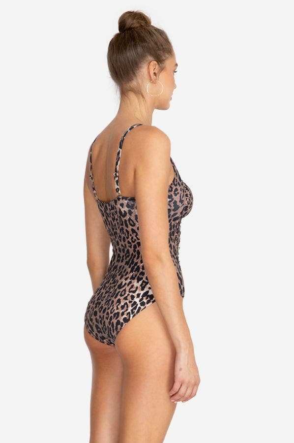 VIVIANNE BANDEAU ONE PIECE