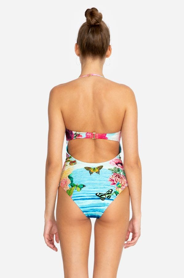 COSTA AZUL CUT-OUT ONE PIECE