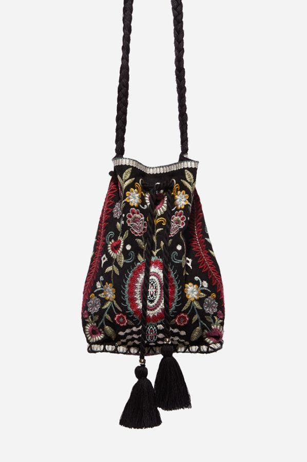 HULDA BUCKET BAG