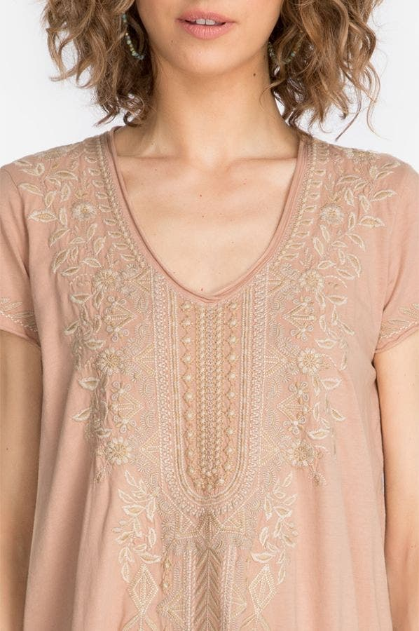 KEMI KNIT DRAPE TOP