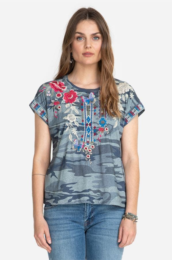 FLORENCE RELAXED TEE