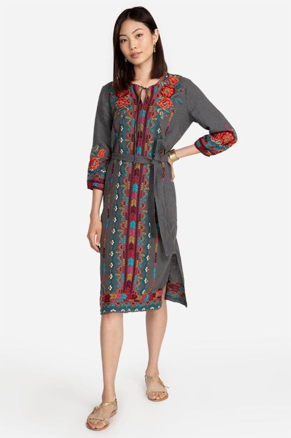 ORNELLA WEEKEND DRESS-PLUS SIZE