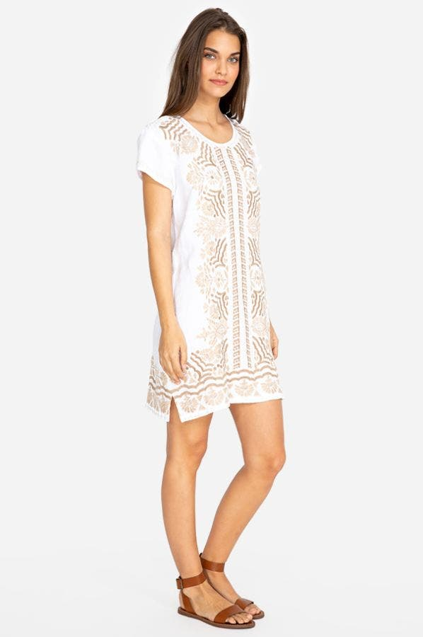 RITA PEASANT TUNIC DRESS