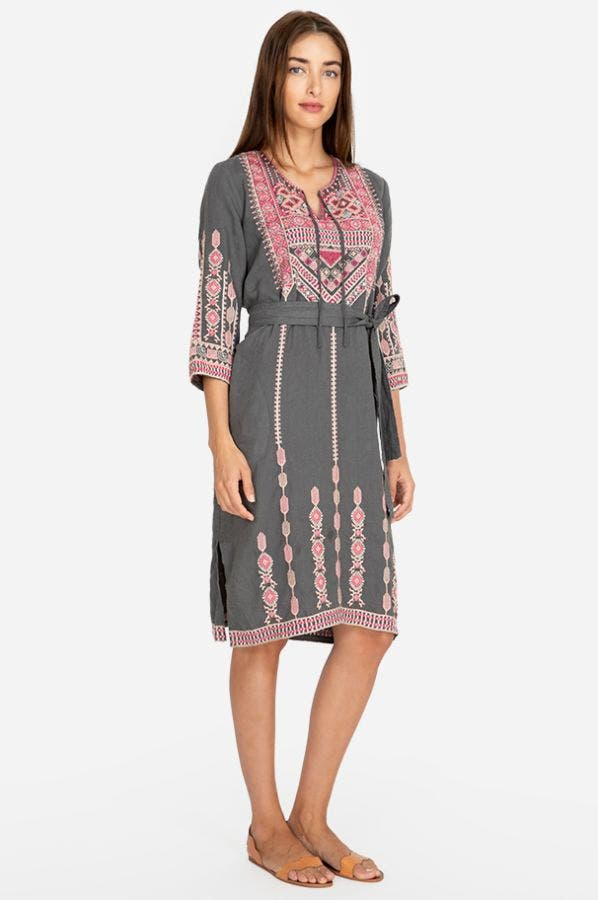 SABRIYA WEEKEND DRESS