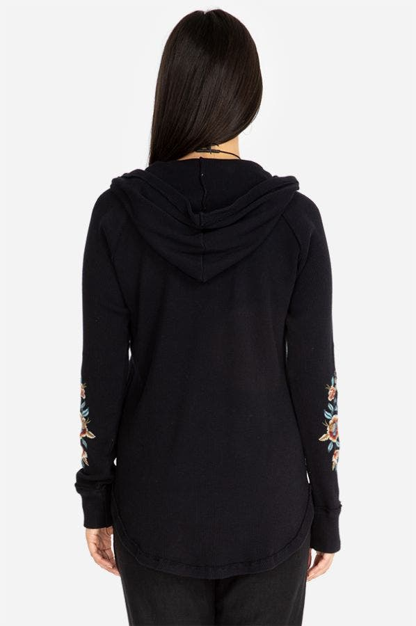 ELENI HOODED THERMAL