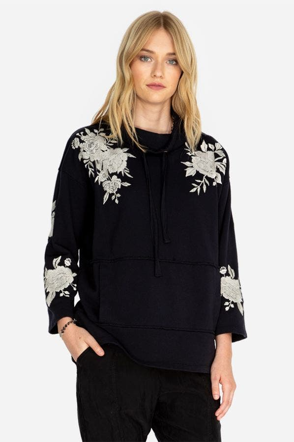 SANTAL TURTLE NECK SWEATSHIRT