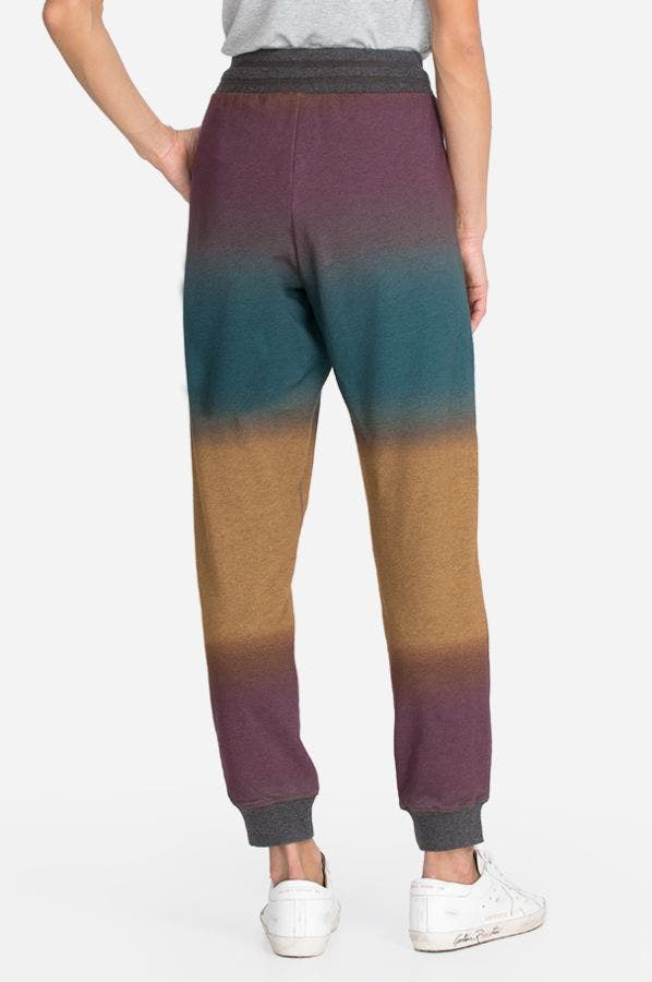 SUNSET OMBRE JOGGER