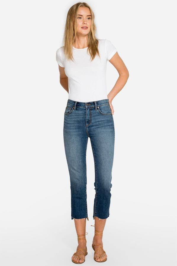 CROPPED SKINNY JEAN