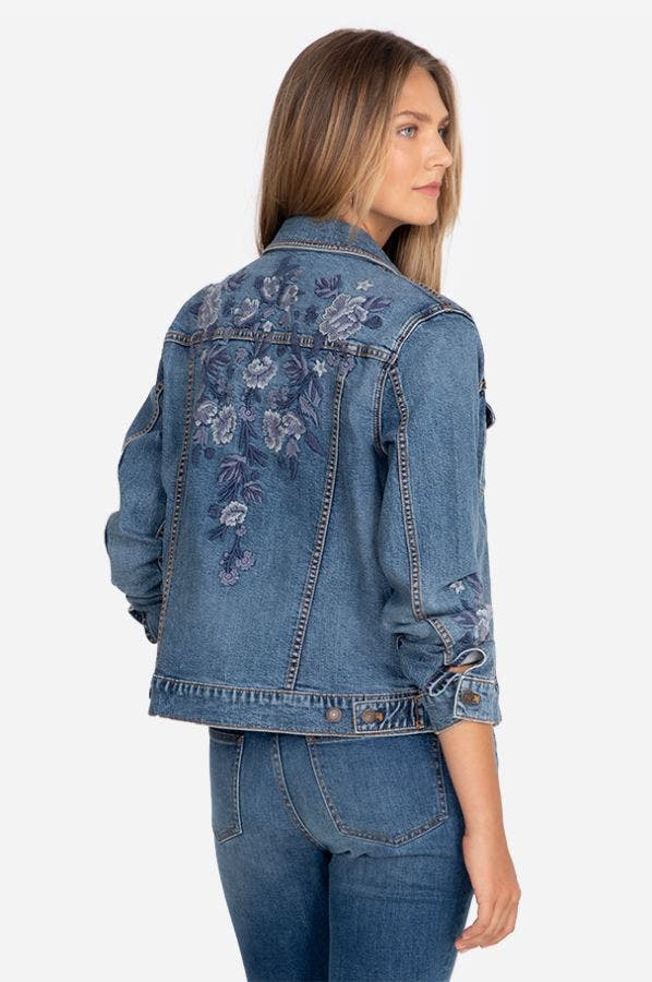 NIAGARA EMBROIDERED JACKET