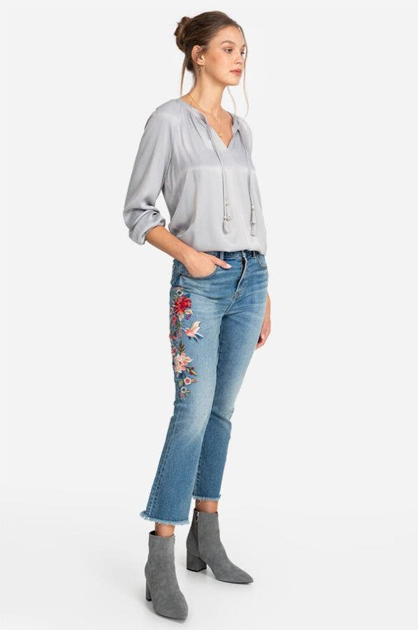 HAVASU EMBROIDERED JEAN